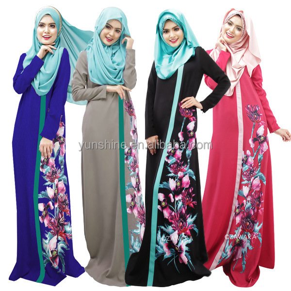 Wholesale Best Price Malaysia Islamic Clothing Fashion Party Formal ...