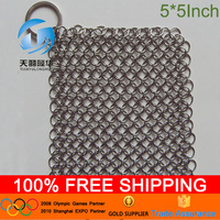 5*5 inch AISi 316 Iron cast pot scrubber cleaning