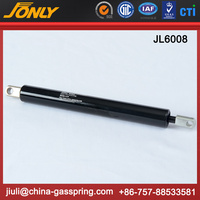 High pressure lockable piano hinge with spring for seat