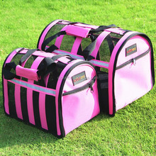 2015 Convinent Pet Travel Carrier Dog Airline Handle Bag