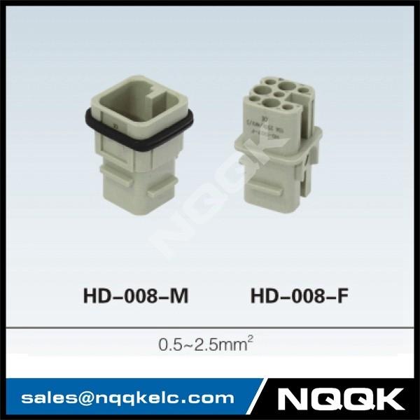 2 HD screw terminal 10A  8pin 8 pin insert heavy duty connector.jpg