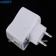 Japan cell phone charger universal phone charger 5V1000mA USB output charger