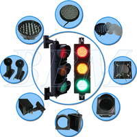 plastic housing traffic lights toys