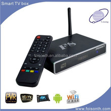 Foisonth Amlogic S812 Android TV box Support H.265 and 4k Quad core Google Android 4.4 tv box