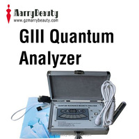 Protable mini quantum magnetic resonance analysis machine