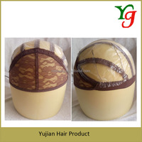 15-42 Weaving Half Wig Cap For Making Wigs