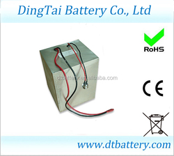 48V 40Ah LiFePO4 li-ion battery pack for electric vehicle