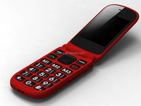 hot selling 3g wcdma gsm sos elder feature phone with camera, bluetooth, mp3 mp4, FM, -VKworld T10W