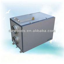 Ventilador de escape recuperación de calor, descongelamiento automático del aire fresco.