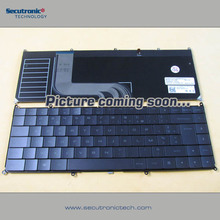 Hot selling Spanish keyboard for HP 6710 6710B 6710S 6715B Spanish Black with high quality
