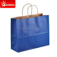 Disposable Family Use Groceries Bag / Paper Hand Carry Bag