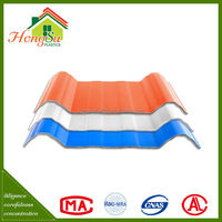 Home decorative 3 layer Environment friendly warehouse roof tile