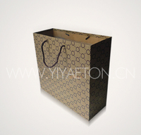 Fancy and High Quality Make Paper Gift Bag Foldable Paper Bags