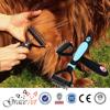 Professional Pet Grooming Undercoat Rake Comb, Dog Dematting Tool