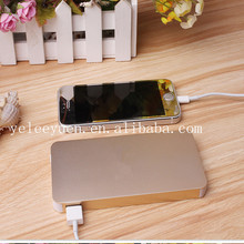 Ultrathin wholesale protable mobile power bank for all phone