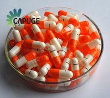 Hot sale pharmaceutical hard empty capsul size 00