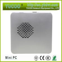 1037U Desktop Computer Intel Celeron Dual Core 1.8Ghz Processor Support 1080P Win 7 OS