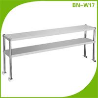 Stainless steel worktable/ work table Wall shelf BN-W17