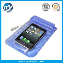 Cheap pvc phone waterproof case / cell phone waterproof dry bag / floating waterproof phone bag