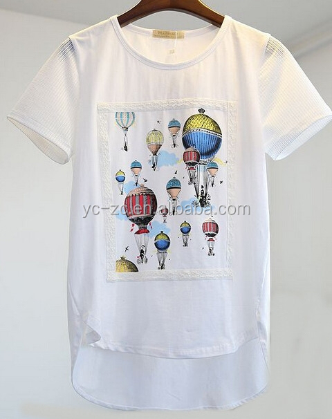 Wholesale graphic t shirts sweet teen girls t shirt self for Make your own t shirt online cheap