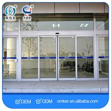 High Intelligent Automatic Glass Door For Residence