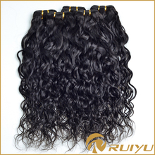 Wholesale cheap make fake eurasian ocean weave human hair extension
