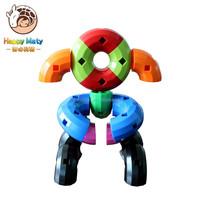 Kids Educational Plastic Resolver Building Blocks Toys