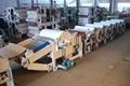 Máquina de reciclaje de residuos textiles