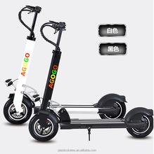 400watt 36v 10inch tire foldable frashless power motor 2 wheel electric scooter