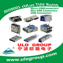 Top Grade Hot Sell Gps 5pin Female Mini Usb Connector Manufacturer & Supplier - ULO Group