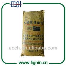 Fine Lignin including Calcium Lignosulphonate as asphalt emulsifier
