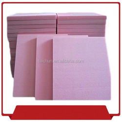 honeycomb foam cement extruded thermal insulation boards