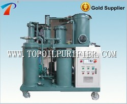 Vacuum hydraulic oil retreatment filtering plant,save at least 50% costs on oil,energy saving,degas,dewater
