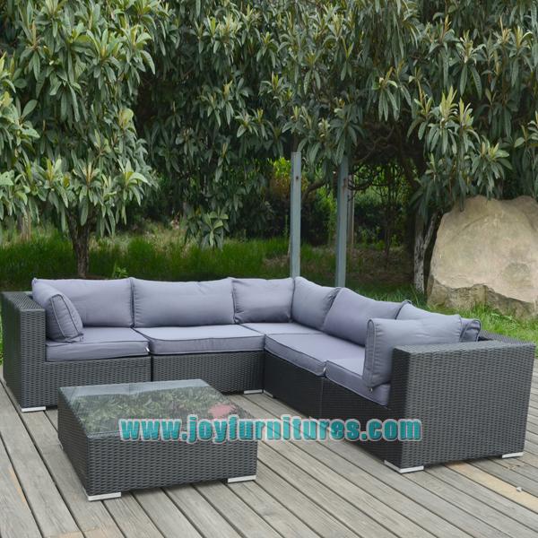 L Shaped Cane Sofa Sets New Rattan Wicker Weave Garden Furniture Patio Conservatory Sofa Set