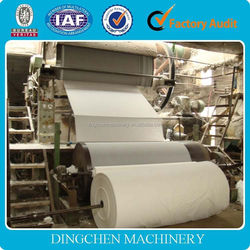 High efficiency and low investment paper napkin machine price to make high quality napkin paper