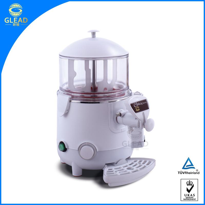 GLEAD горячий шоколад, делая оборудования коммерческих используется горячий шоколад машина