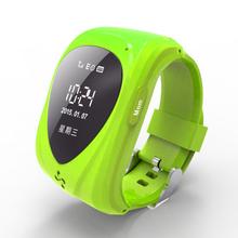 Alibaba express GSM GPRS Elder Kids Watch GPS Tracker Wrist Two-way Talking SOS gps watch kids