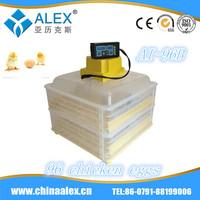 incubator jn-36 jn8-48 egg incubator chicken eggs mini incubator AI-96B