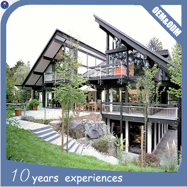 Low Cost New Technology House Steel Home Design Steel