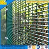 Anti climbing high security residential fence