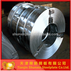 industry,contsruction Application and color coated,varnished,galvanized Surface Treatment packing steel strip/steel strapping