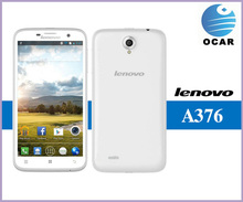 Lenovo A376 Dual Core Mobile Phone SC8825 512+4GB 4.0'' Cell phone Android 4.0 Russian Spanish Support Smart phone
