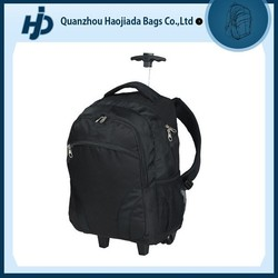 2015 New style Hot sale trolley backpack with laptop pocket