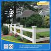 Hot Sale Low Price Strong UV Resistance PVC Horse Fence