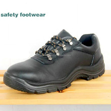 industrial safety shoes cheap price steel toe for workman genuine leather