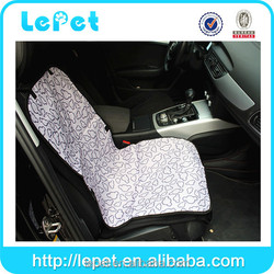 Oxford pet car seat protector/dog seat cover hammock/dog seat cover for cars non slip