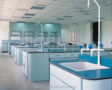 chem-resistant laboratory phenolic resin table top