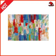 hot new products for 2015 high gloss handmade abstract oil painting