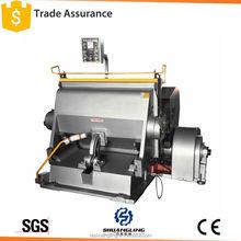 Shuangling ML1400 EVA rastejando tapete que faz a máquina / die manual de corte máquina da imprensa