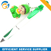 Promotional Item Green Cartoon China Ball Pen for Kids